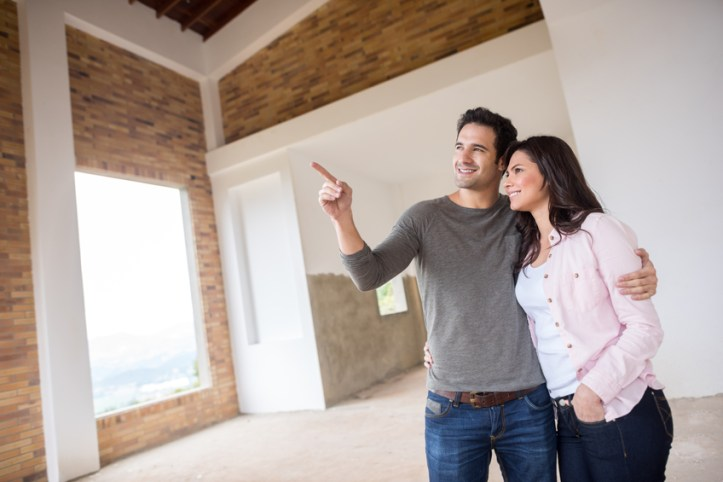 less competition when buying a home during the holidays