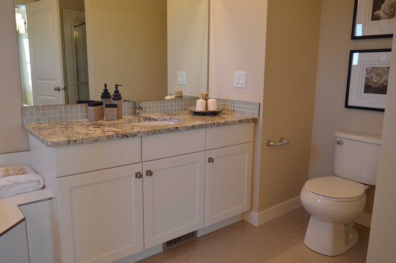 remodel the bathroom for a home improvement with good return on investment