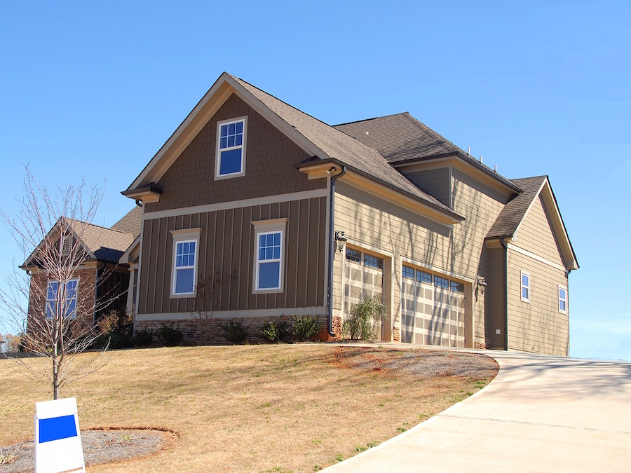 New construction homes in Erie