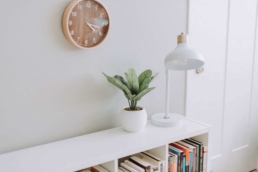 Fresh greenery while selling your home