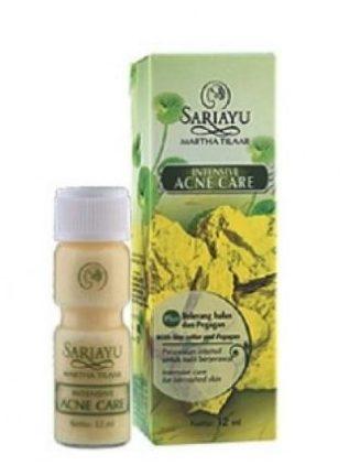 Skincare untuk kulit berjerawat Sariayu