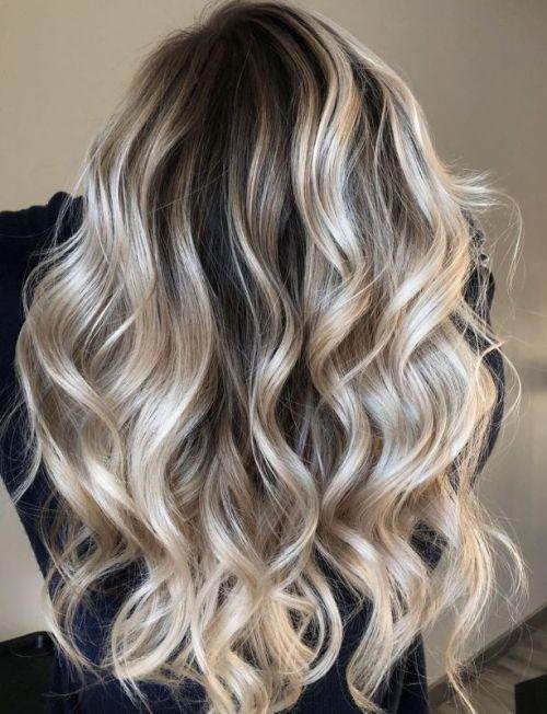warna-rambut-icy-blond