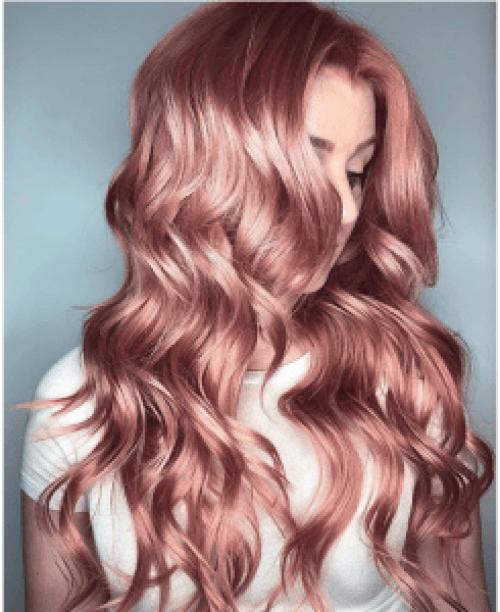 tren-warna-rambut-metallic