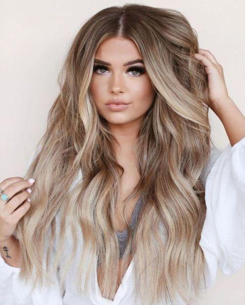 tren-rambut-sand-tropez-blond