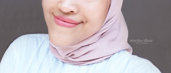 Shade 01 lipstik Sariayu