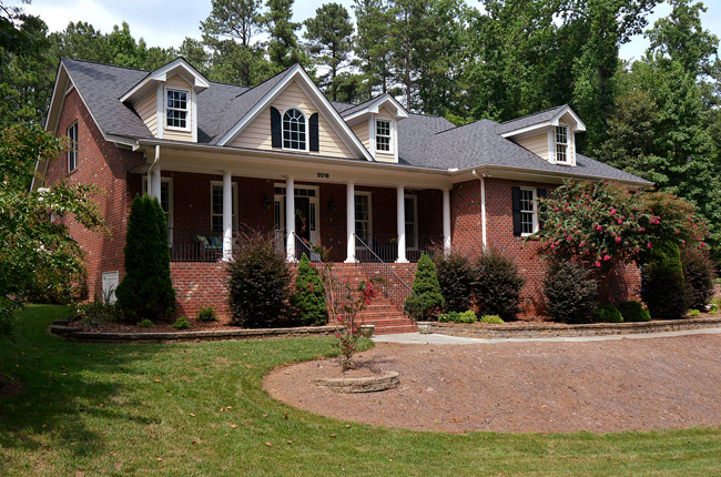 Home in Macon Ridge