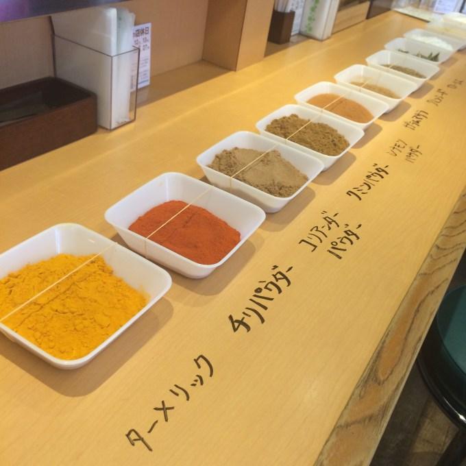 マサラ料理教室
