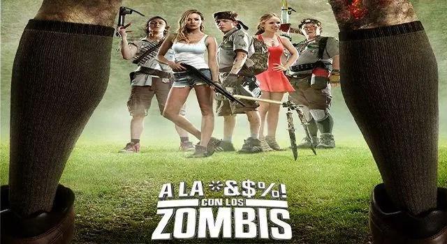 Aquí podrás ver la película A la Mierda con los Zombies Online COMPLETA en Español, siéntate, ponte cómodo/a y prepárate para la acción.