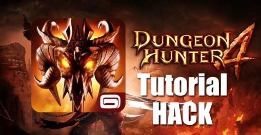 dungeon hunter 4 mod apk free download
