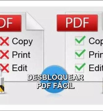Aprenderás cómo ⭐ ELIMINAR la CONTRASEÑA o DESBLOQUEAR ✅ con un programa o vía online un archivo PDF ⭐ protegido o ENCRIPTADO fácil y GRATIS.