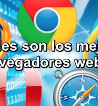 Ve los ⭐ MEJORES NAVEGADORES ✅ web de internet que existen para PC y Android ⭐: los más veloces, sencillos, completos y entendibles.