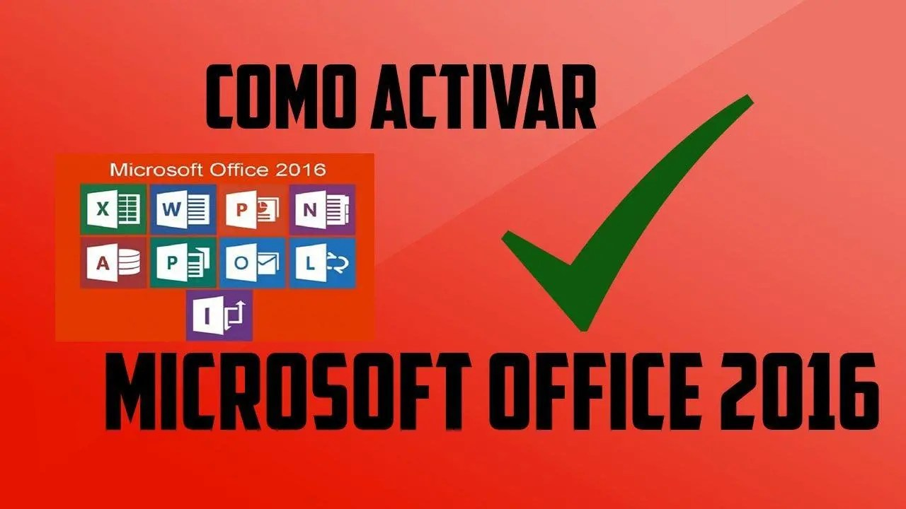 activador office 2016 professional plus