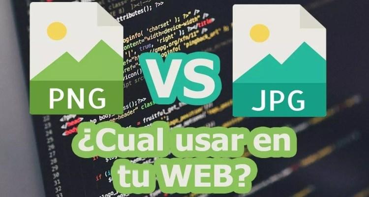 En este post discutiremos acerca de los formatos PNG y JPG: ¿cuál formato es el más liviano? ¿cuál es el que me recomiendas para las imágenes de mi web? ¡ENTRA!