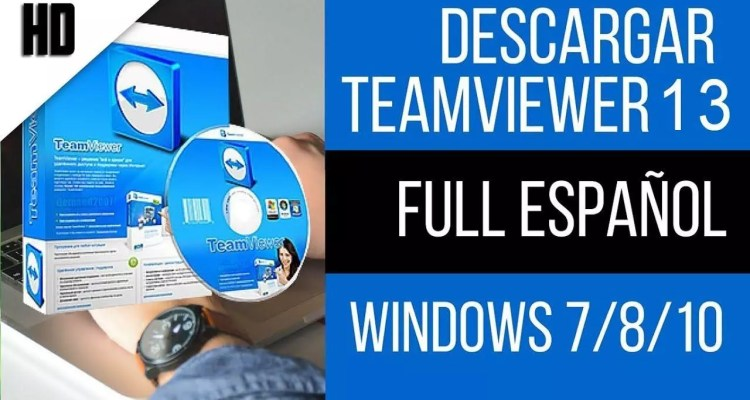 descargar teamviewer 9 gratis para windows