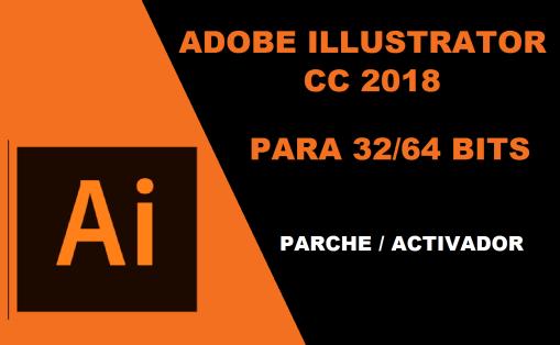adobe illustrator cc 2018 crack patch