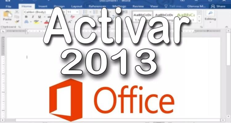 Te enseñaremos cómo activar Office 2013 Full DE POR VIDA, paso a paso y EN MENOS DE 1 MINUTO con este ACTIVADOR de Office 2013.