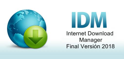 internet download manager full version 2018