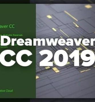 ACTUALIZADO ✅ Descarga ADOBE DreamWeaver CC 2019 v19.0.1.11212 FULL en Español, activado DE POR VIDA, de 32 y 64 bits. ⭐ ¡ENTRA!
