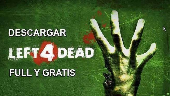 Ve cómo DESCARGAR ⭐ Left 4 Dead GRATIS Y FULL, la APK para Android ✅, tanto para (PC [ya sea Steam o directo Full], Xbox One o 360 y PlayStation 4). ⭐