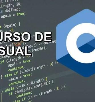 Encontrarás un ⭐ CURSO Básico y Avanzado (Completo) de VISUAL C++ ✅ totalmente GRATIS, además de algunos TUTORIALES ⭐ útiles para iniciar. ¡ENTRA!