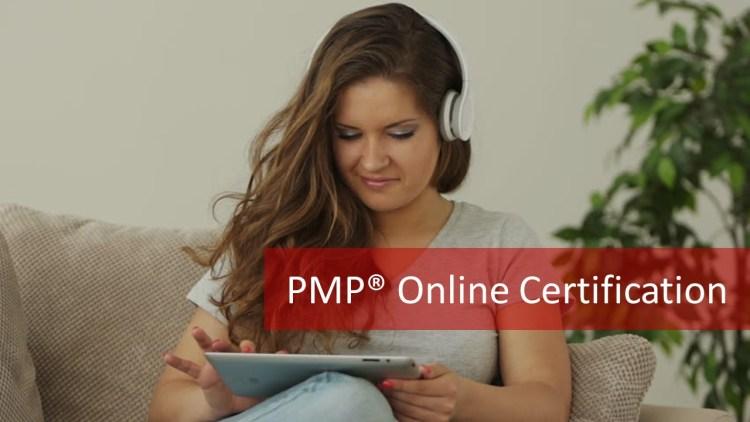 PMP Online Certification