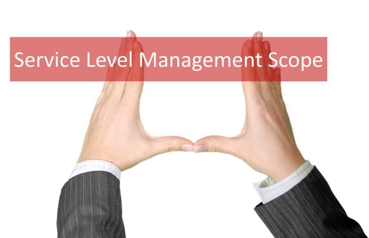 ITIL service level