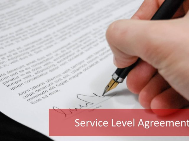 30 Most Common Types of Service Level Agreement (SLA)