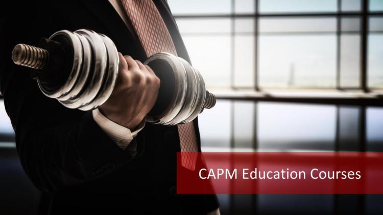 CAPM Education Courses