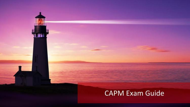 CAPM Exam Guide