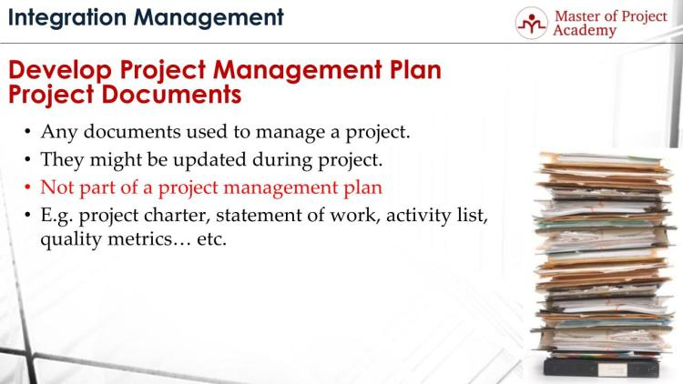 project documents