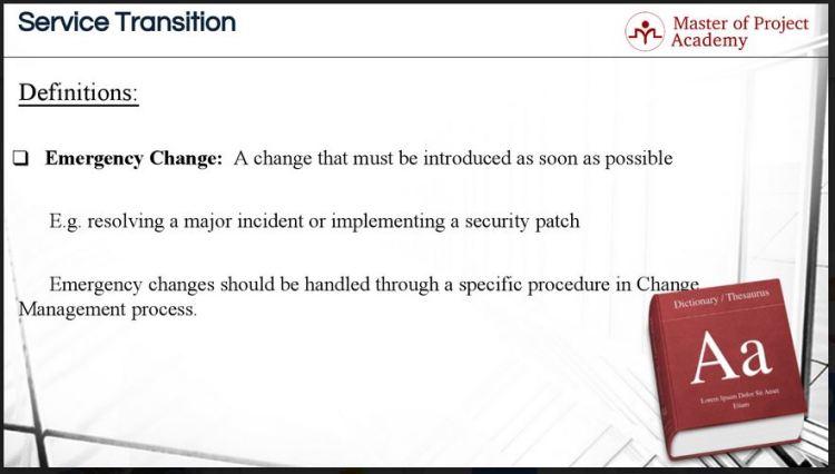 IT change management