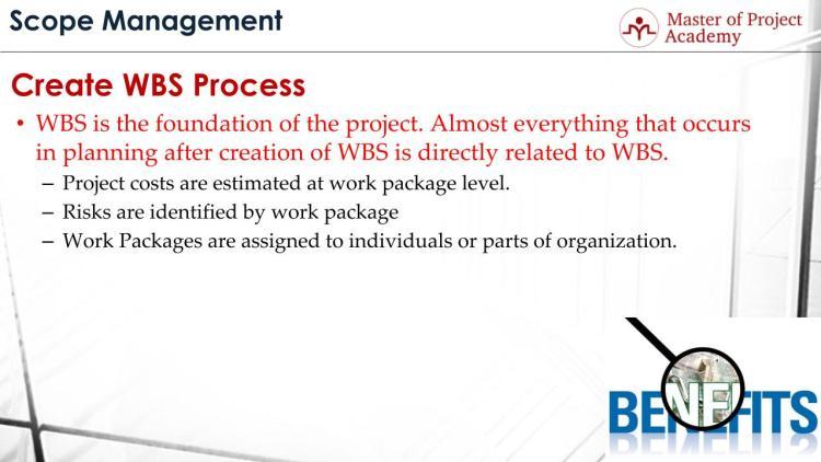 WBS Project Management