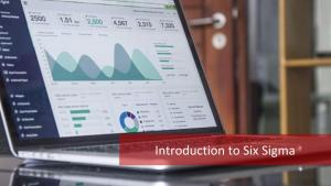 What is Six Sigma? A Complete Introduction to Six Sigma Principles