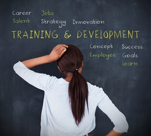 How can training and development change employee engagement?