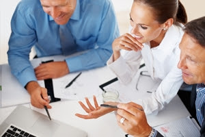 Performance feedback can increase business retention.
