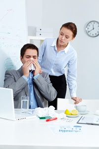 Sickness in the workplace can have serious consequences when businesses are not prepared.