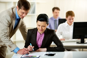 How is new hire training completed in your business?