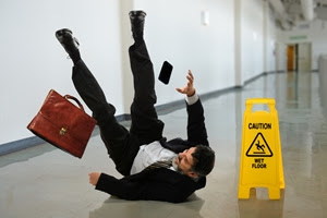 Fall prevention is varied and essential.