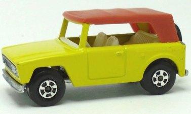 Matchbox MB18-A : MBX Field Car