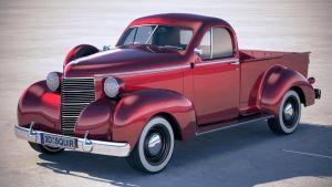1938 Studebaker Coupe Express Model 'K' Pick-Up