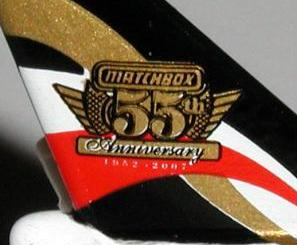Matchbox 55th Anniversary