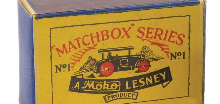 Matchbox Series - Box Type A