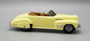 Matchbox MB1207 : '41 Cadillac Series 62 Convertible Coupe