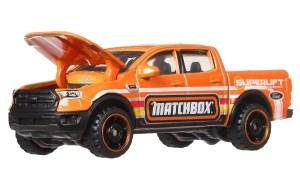 Matchbox MB1225 : ´19 Ford Ranger - Matchbox Collector