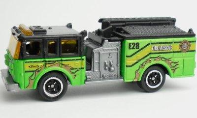 Matchbox MB755 – Pierce Dash Fire Engine