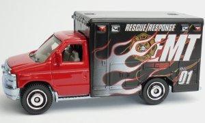 Matchbox MB771 – 2009 Ford E-350 Ambulance