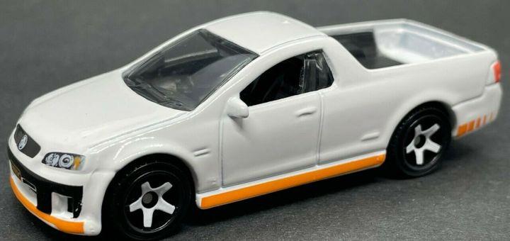 Matchbox MB807 : 2010 Holden VE Ute SSV