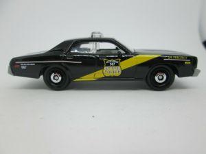 Matchbox MB987 : 1978 Dodge Monaco Police (Coffee Cruisers)