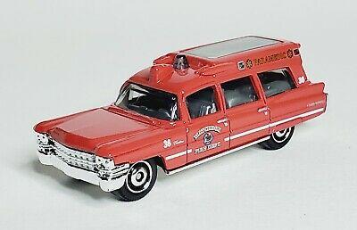 Matchbox MB994 : 1963 Cadillac Ambulance (Cadillac Series)