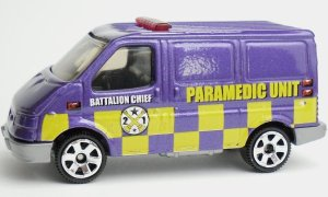Matchbox Ford Transit